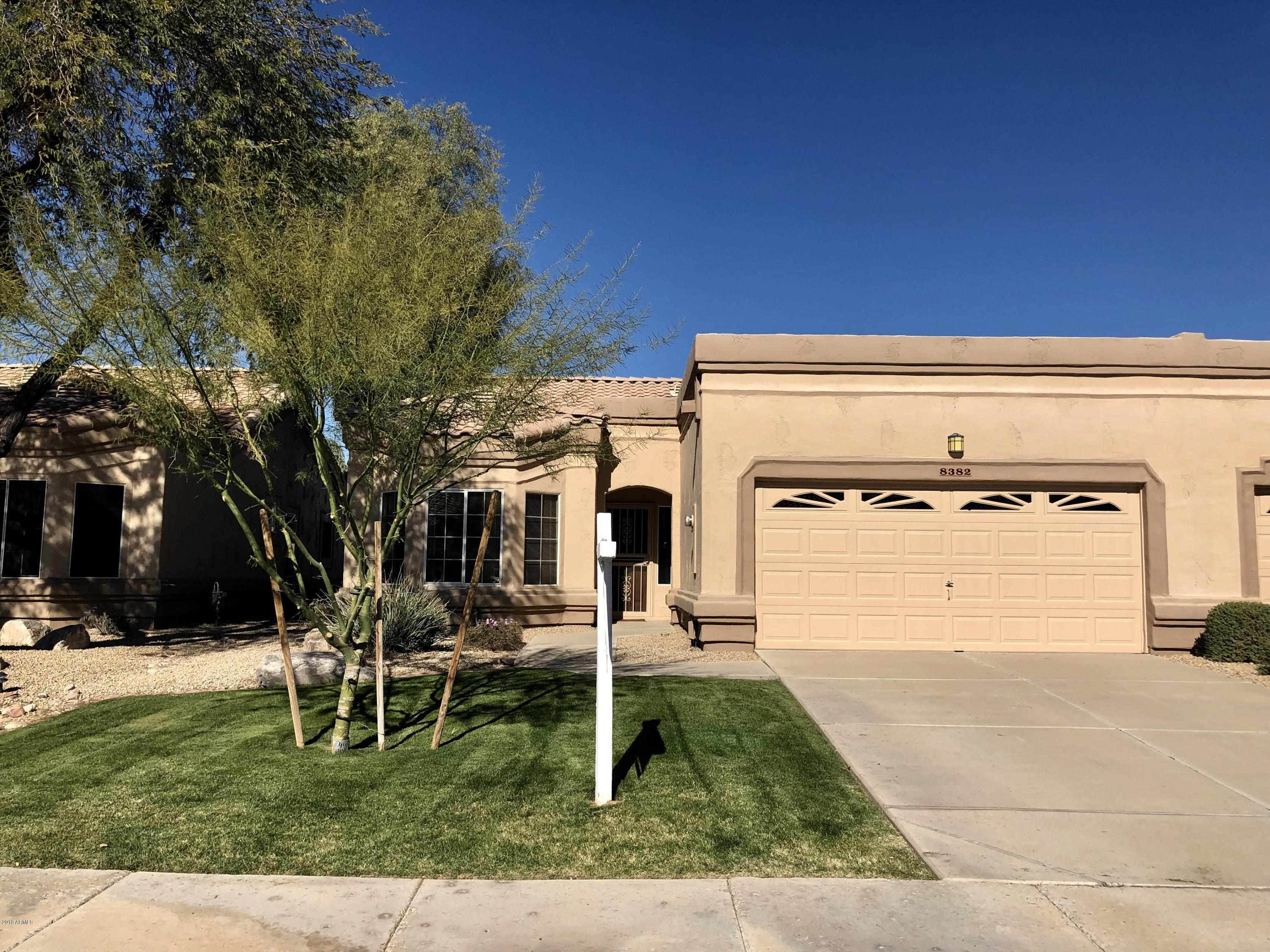 8382 W ORAIBI Drive, one of homes for sale in Peoria