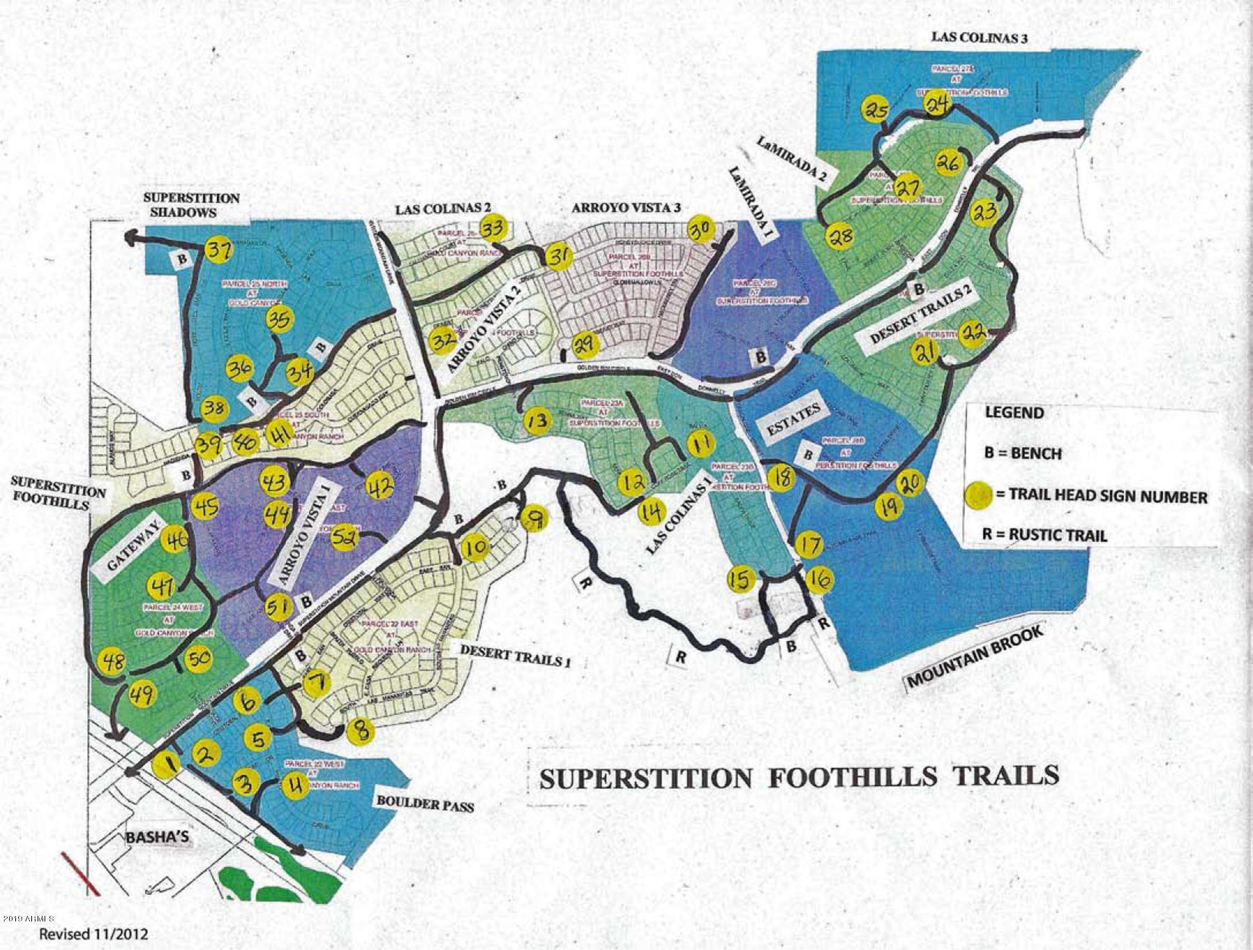 MLS 5872597 4955 S LAS MANANITAS Trail, Gold Canyon, AZ 85118 Gold Canyon AZ Superstition Foothills