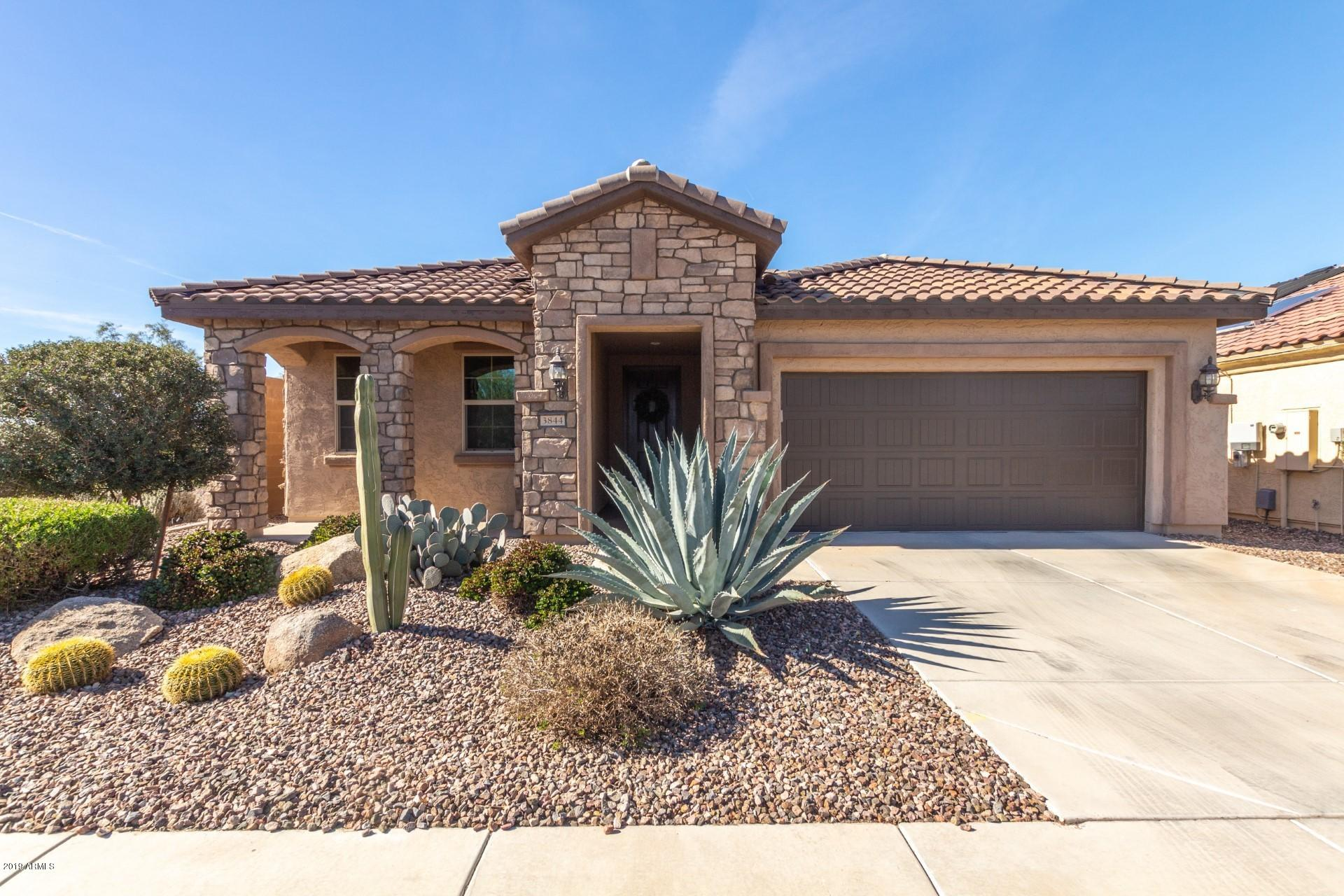 Photo of 3844 N SMITHSONIAN Drive, Florence, AZ 85132