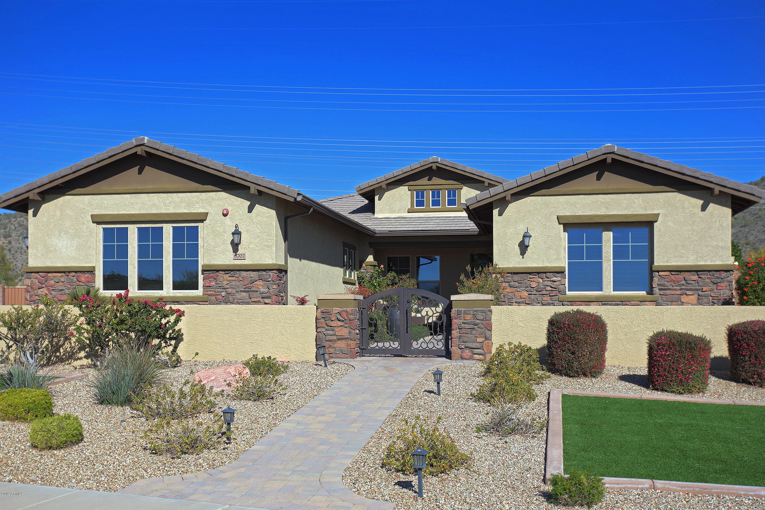 8702 W QUESTA Drive, Peoria, Arizona