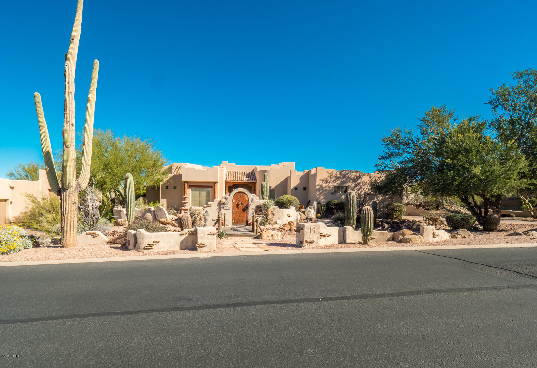Photo of 7260 E EAGLE CREST Drive #14, Mesa, AZ 85207