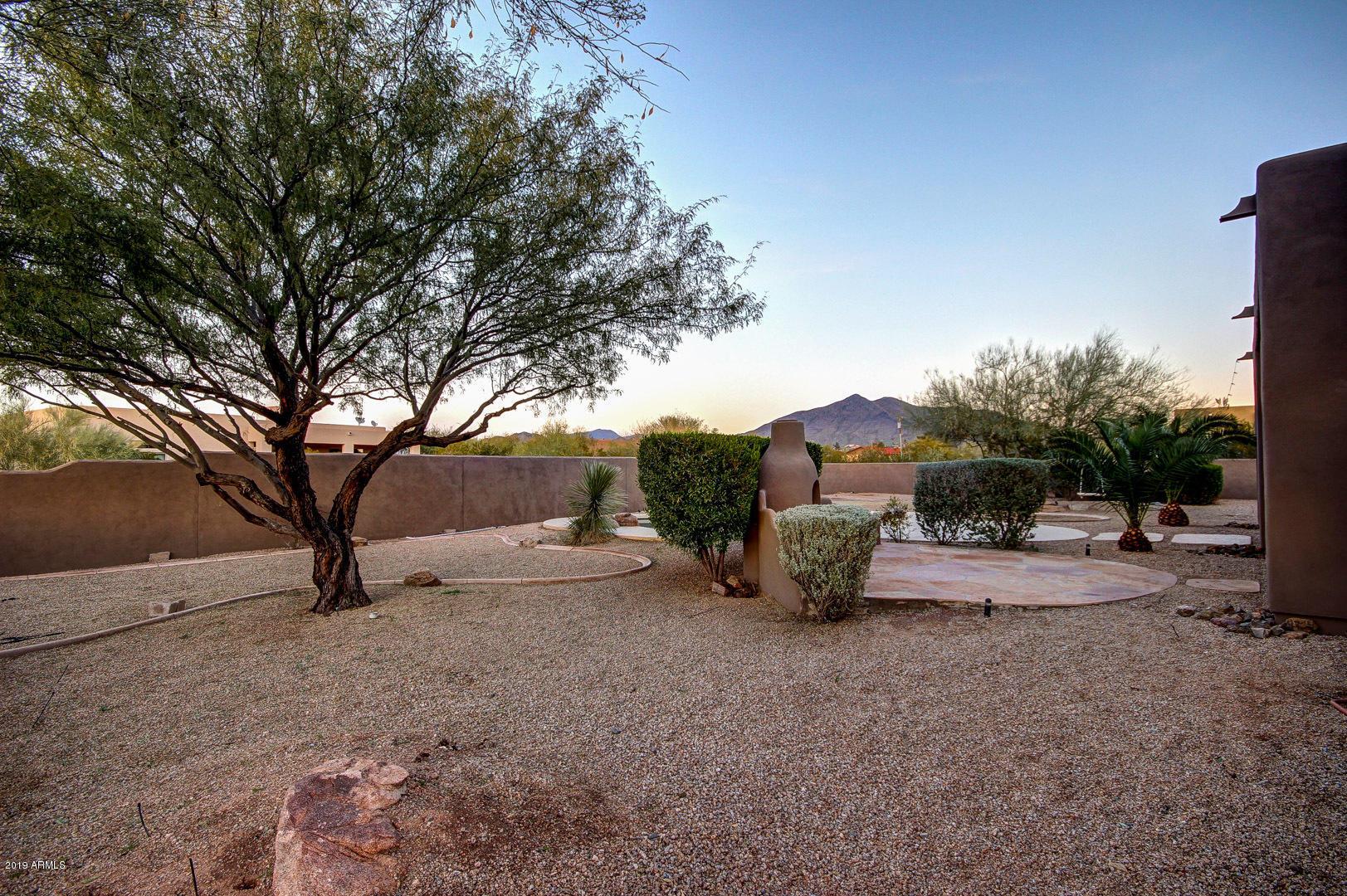 MLS 5873381 4744 E Quailbrush Road, Cave Creek, AZ 85331 Cave Creek AZ RV Park