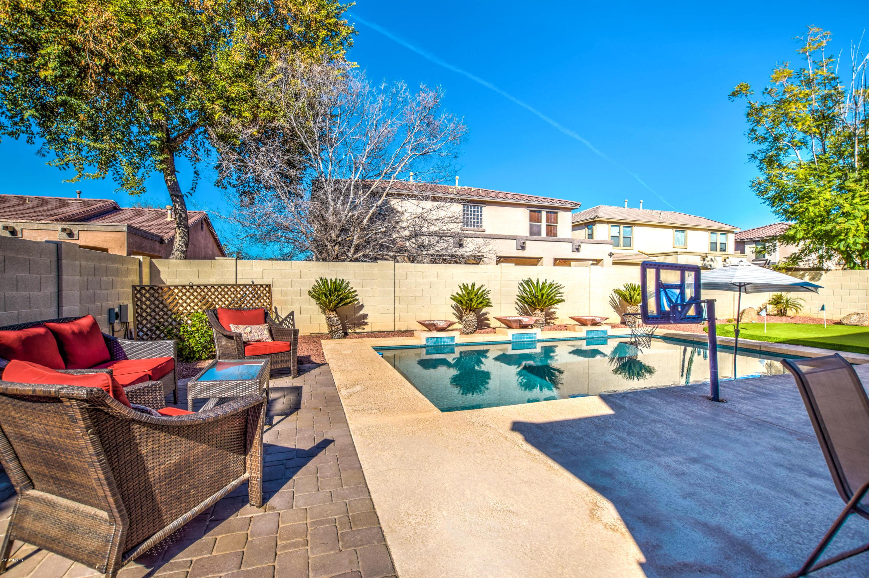 MLS 5873043 19644 E CARRIAGE Way, Queen Creek, AZ 85142 Queen Creek AZ Emperor Estates