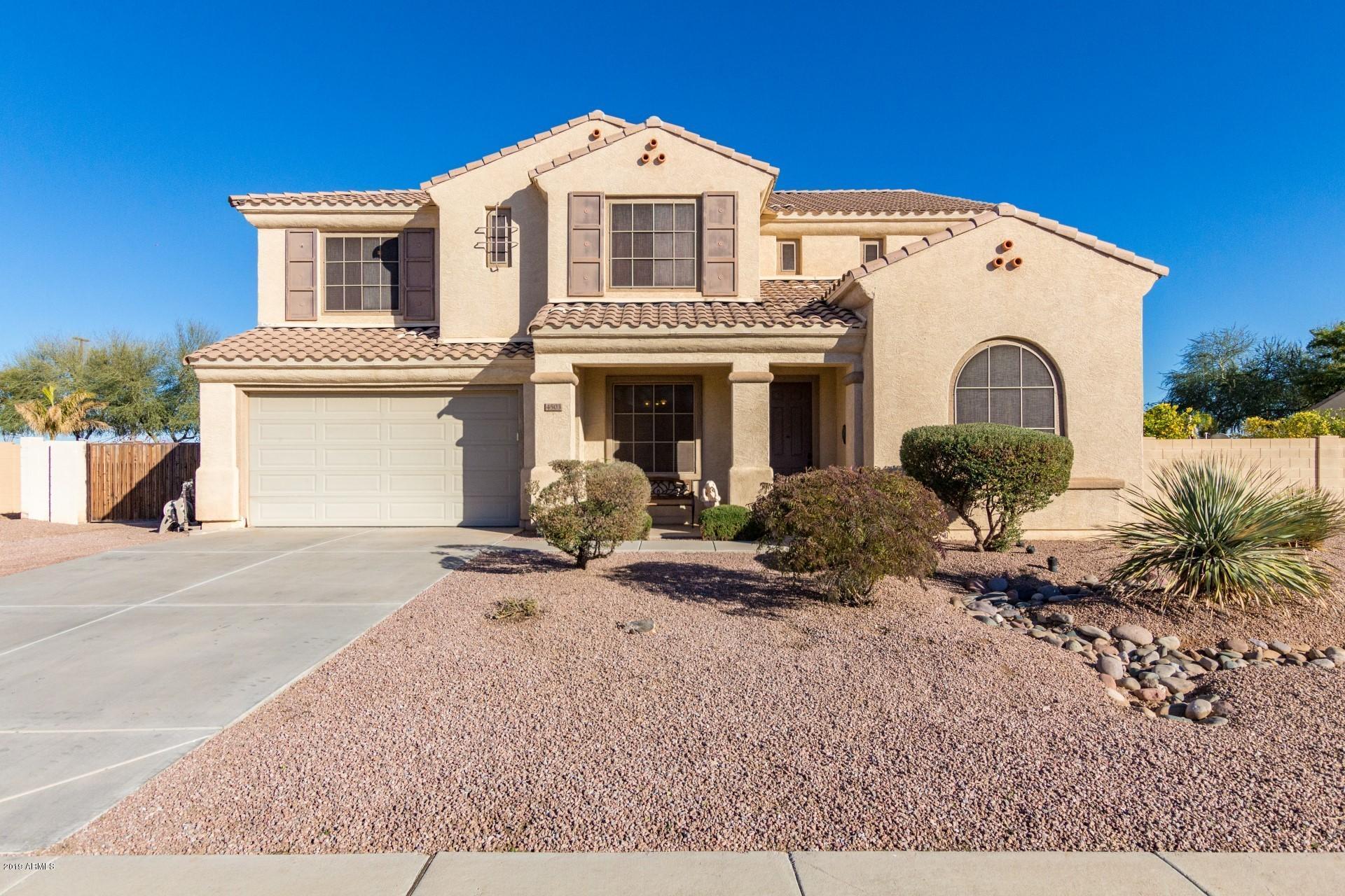 Photo of 4503 S Redrock Street, Gilbert, AZ 85296
