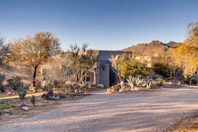 Photo of 36802 N LONG RIFLE Road, Carefree, AZ 85377