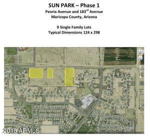 1842 (Lot 3B) W Peoria Avenue Waddell, AZ 85355