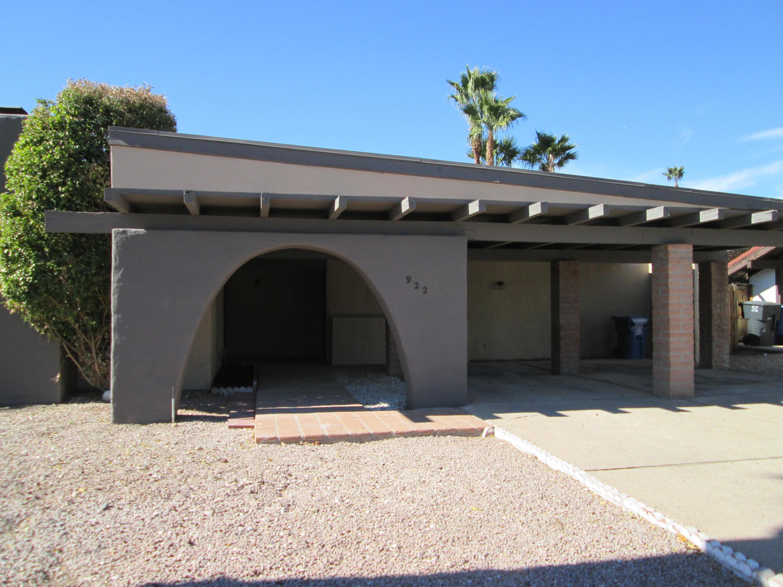 Photo of 922 S ROSLYN Place, Mesa, AZ 85208