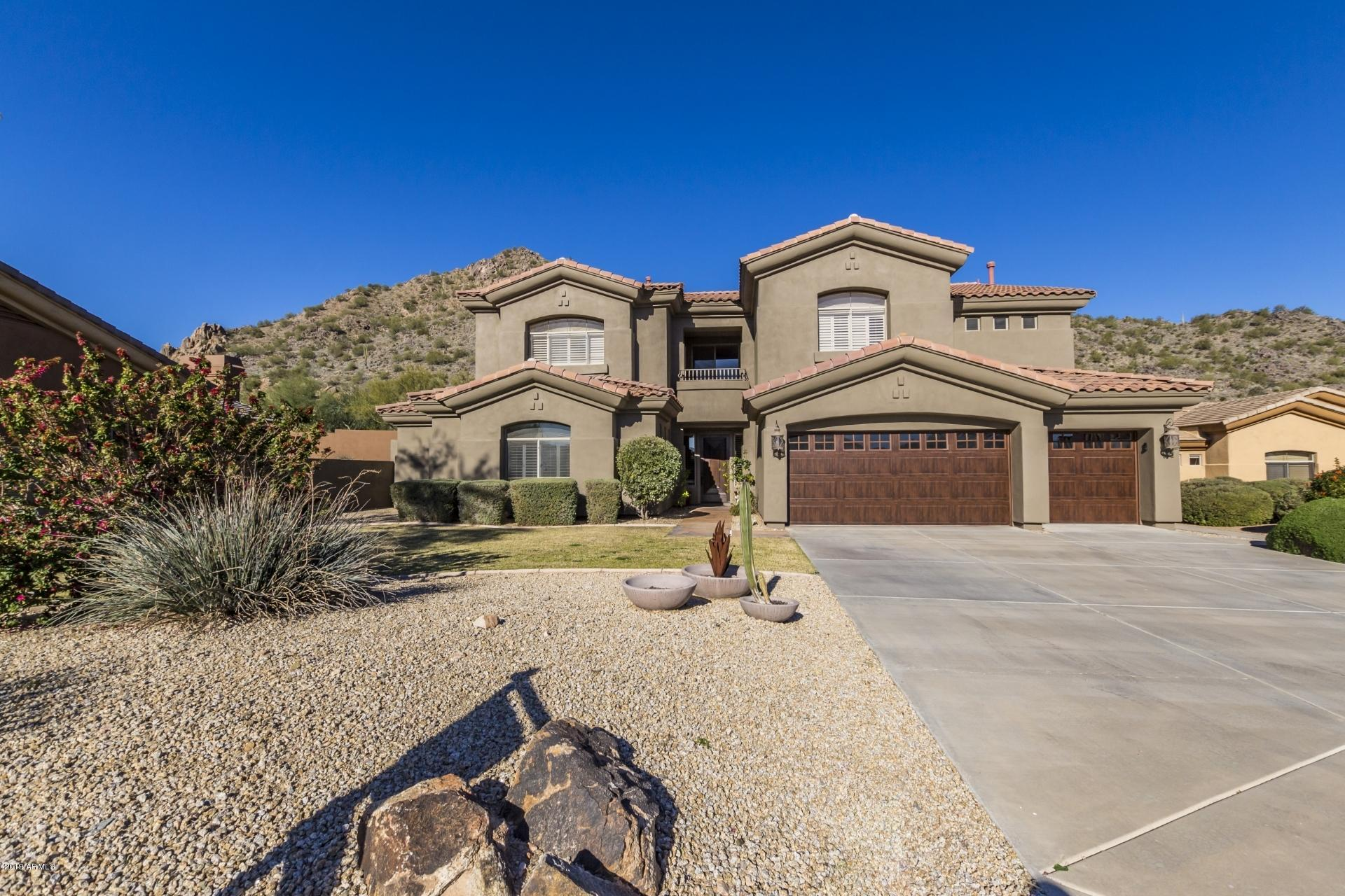 Photo of 13418 N MANZANITA Lane, Fountain Hills, AZ 85268