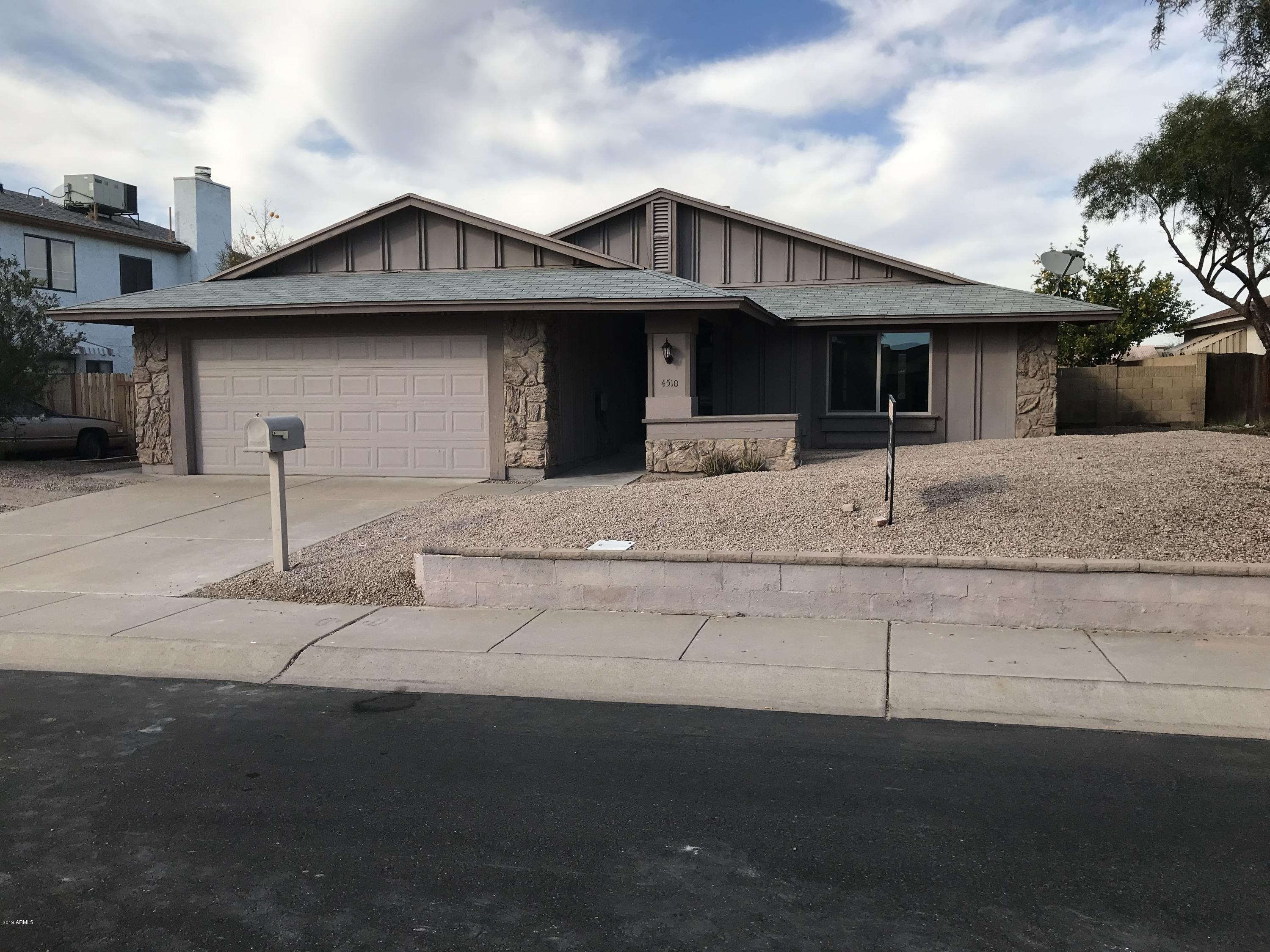 Photo of 4510 W BUFFALO Street, Chandler, AZ 85226