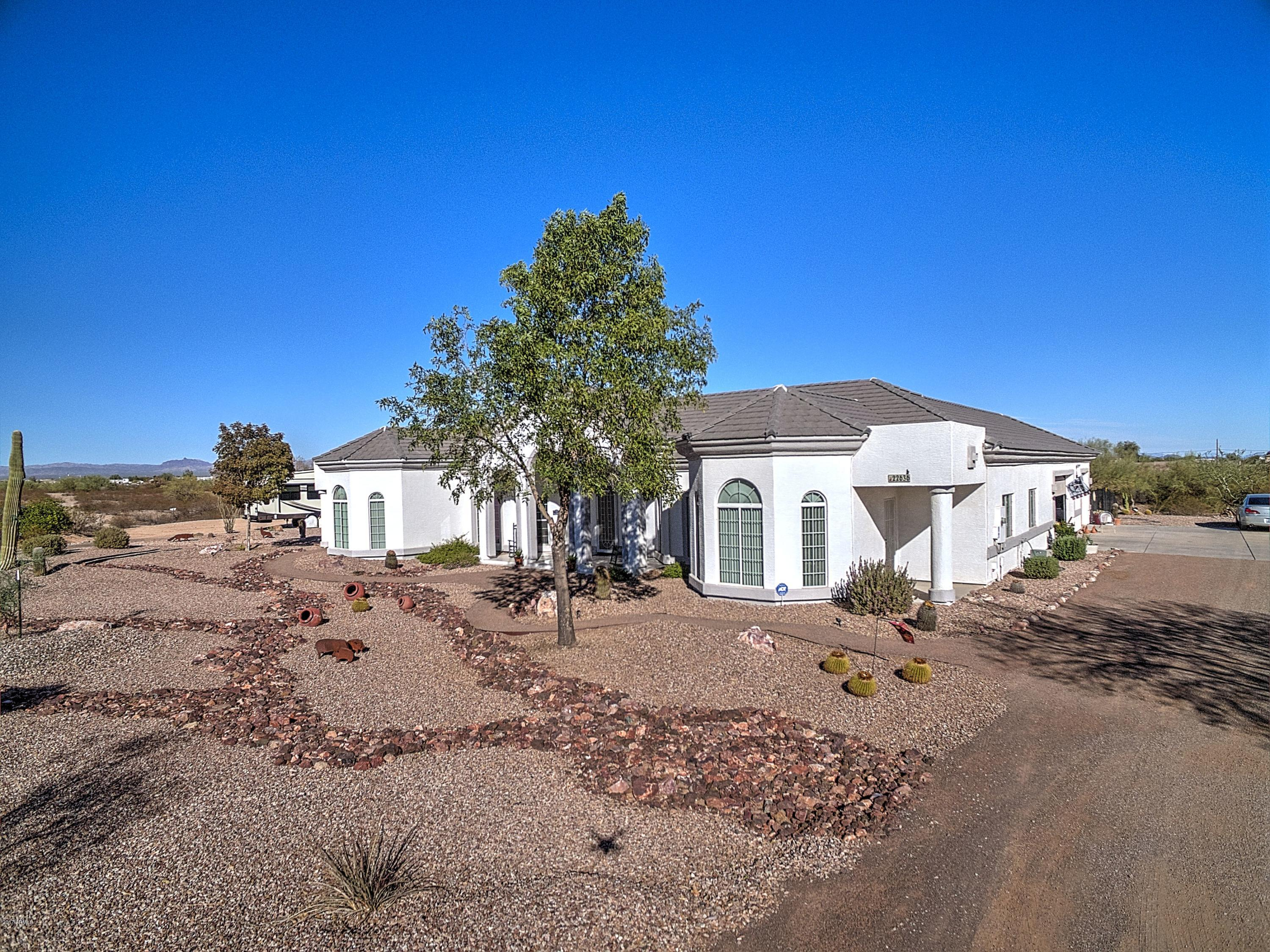 Photo of 22636 W DESERT VISTA Trail, Wittmann, AZ 85361