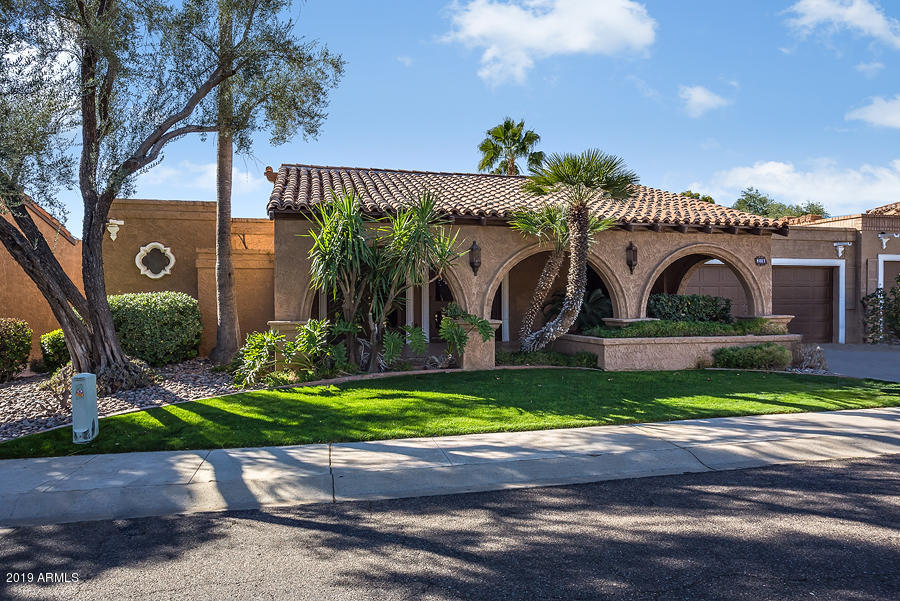 Photo of 8017 E Via Del Desierto --, Scottsdale, AZ 85258