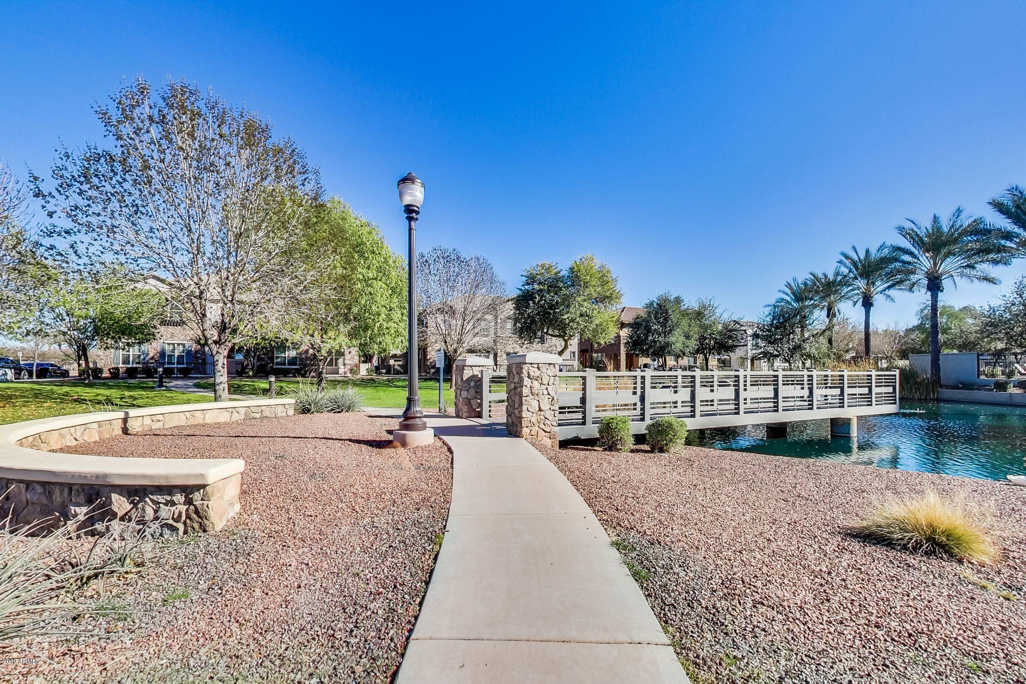 MLS 5875757 1861 E FRYE Road Unit 103, Gilbert, AZ Gilbert AZ Gated