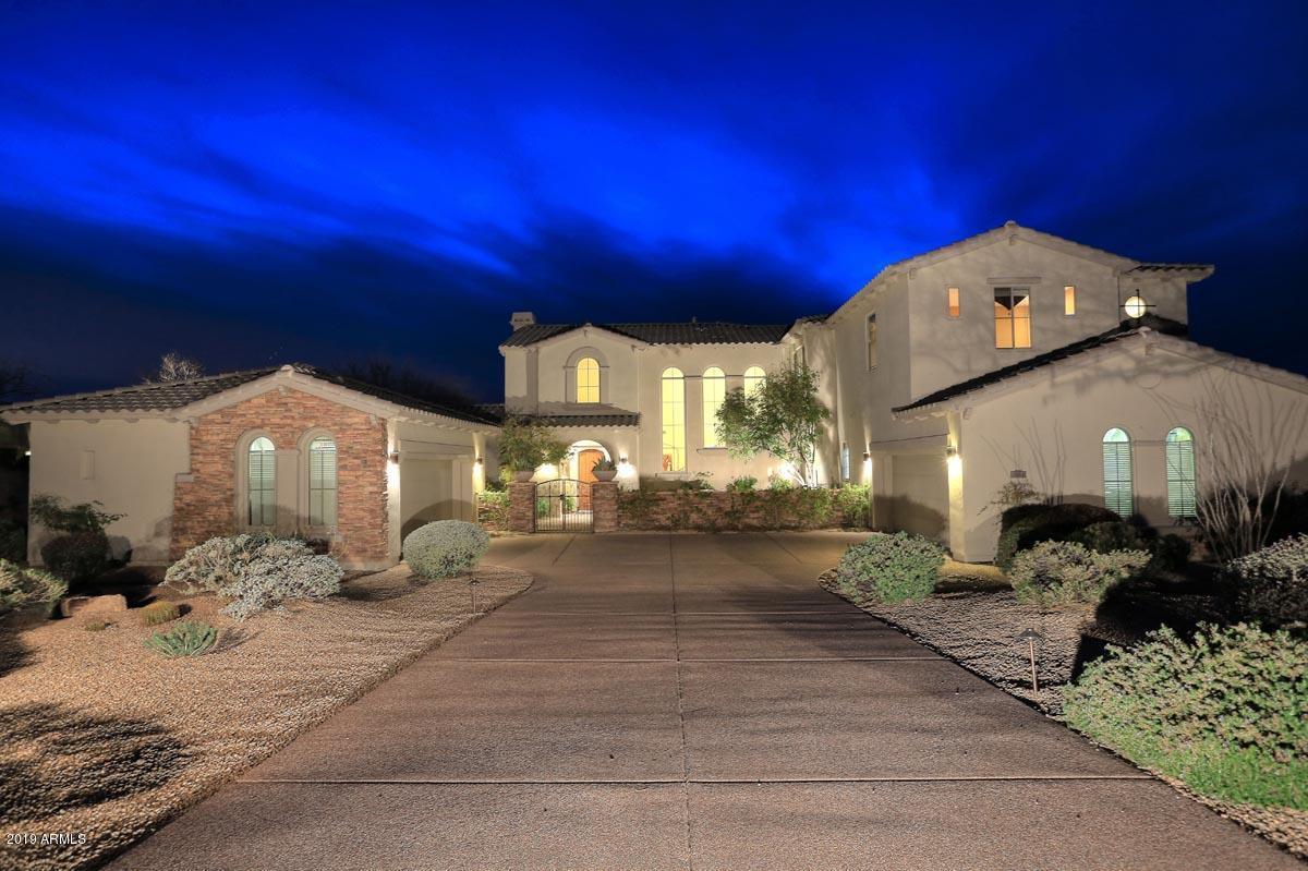 9830 E GRANITE PEAK Trail, Scottsdale AZ 85262