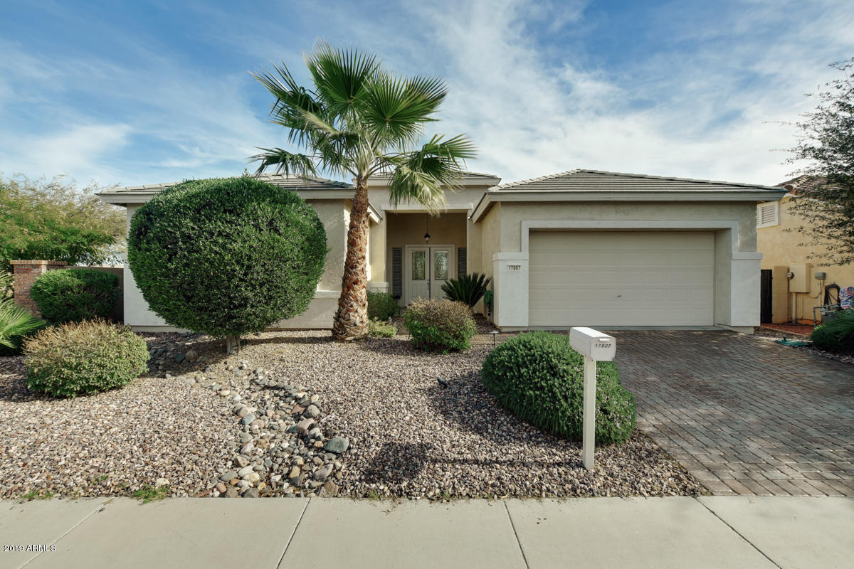 Photo of 17807 N CANAL Drive, Surprise, AZ 85374