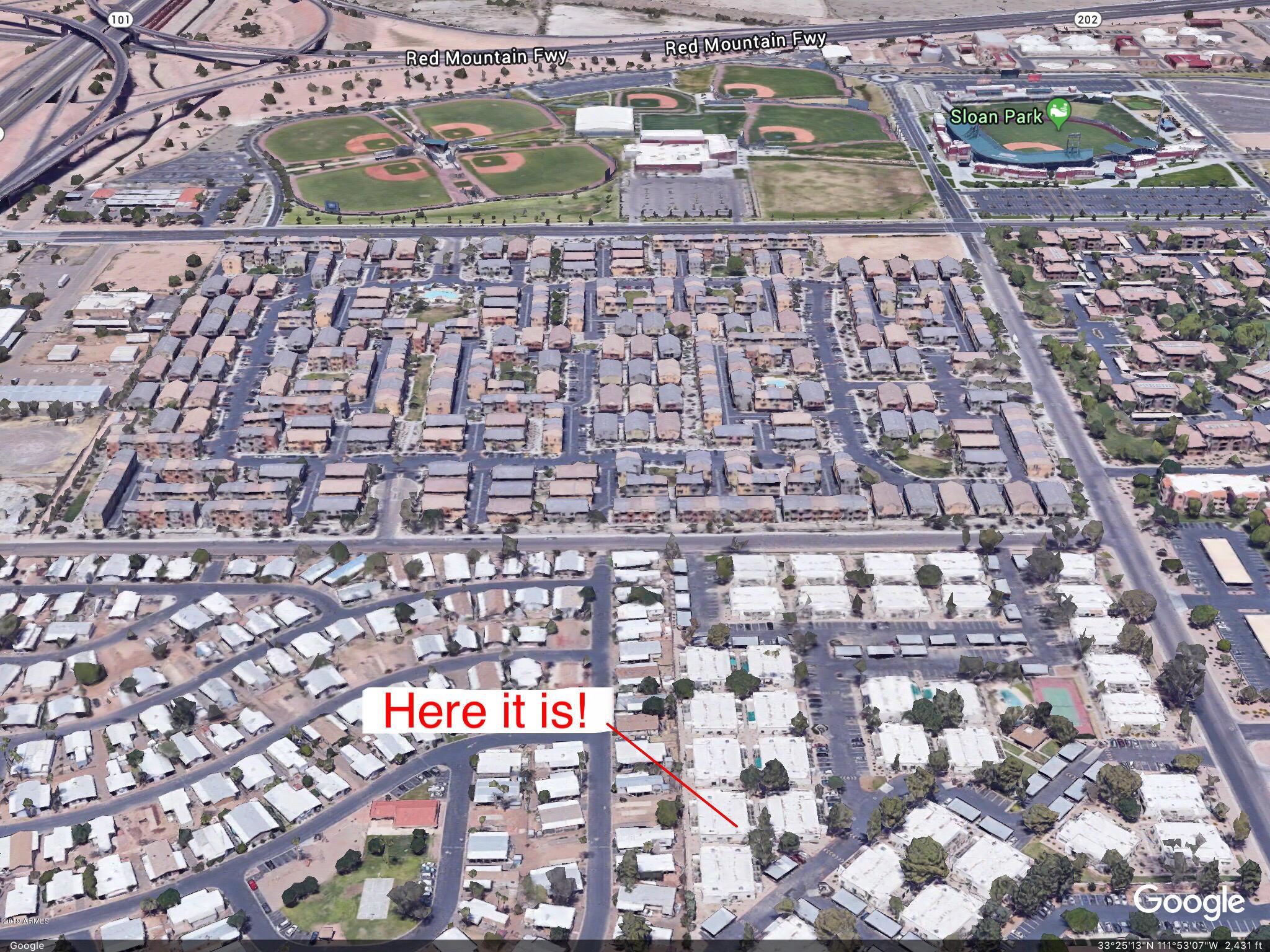 Photo of 612 S ALLRED Drive, Tempe, AZ 85281
