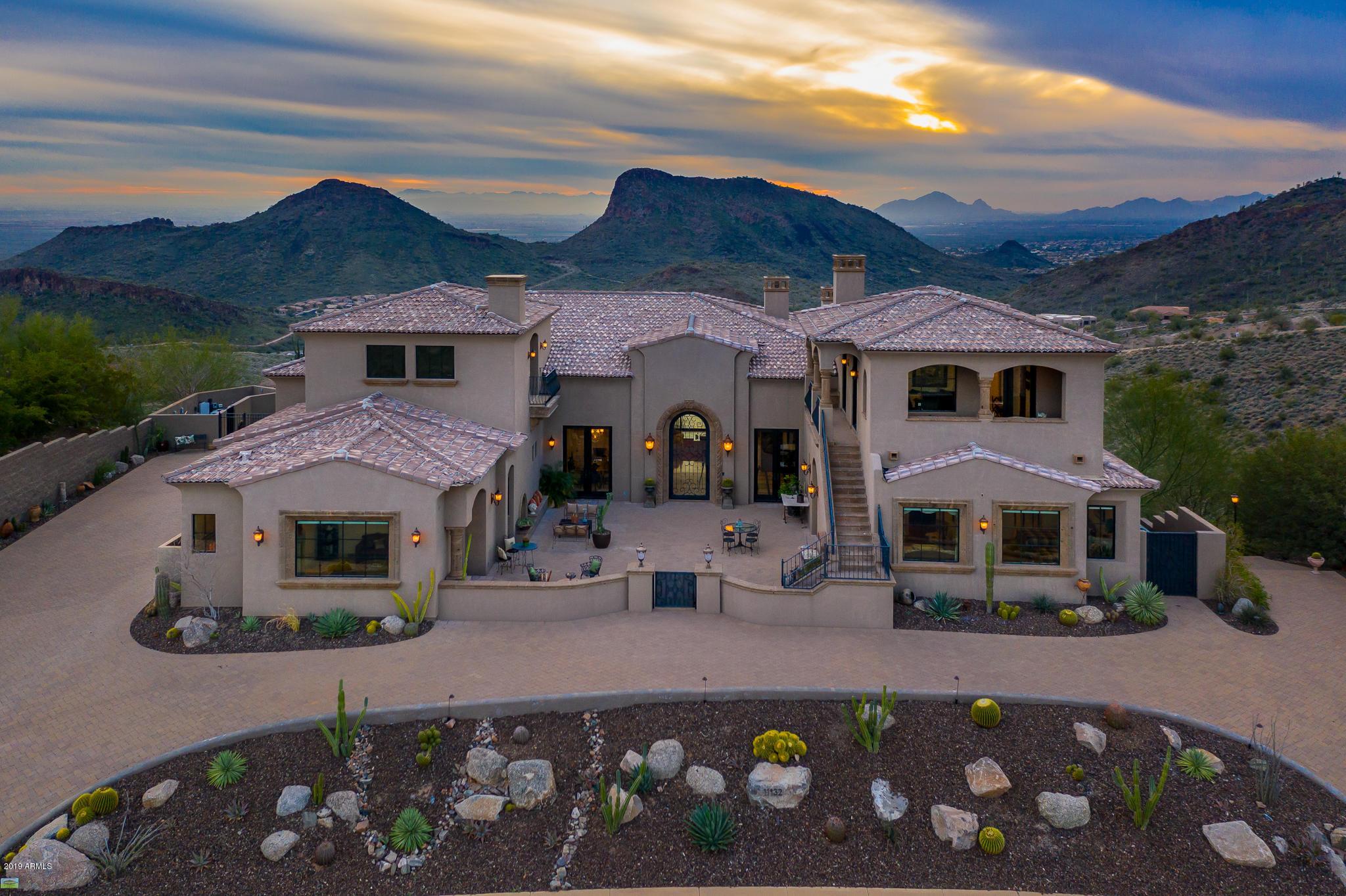 MLS 5875120 11132 N Viento Court, Fountain Hills, AZ Fountain Hills AZ Luxury