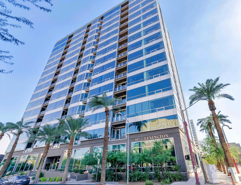 MLS 5875230 1 E LEXINGTON Avenue Unit 1402, Phoenix, AZ Phoenix AZ Luxury