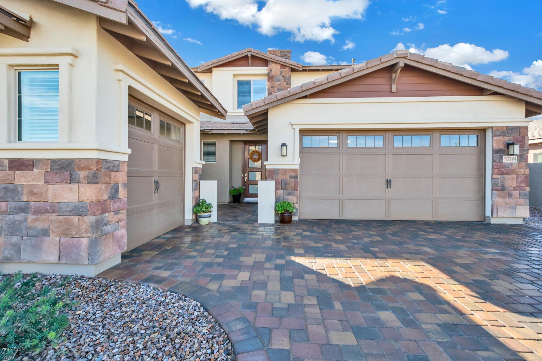 Photo of 3289 E ORLEANS Drive, Gilbert, AZ 85298