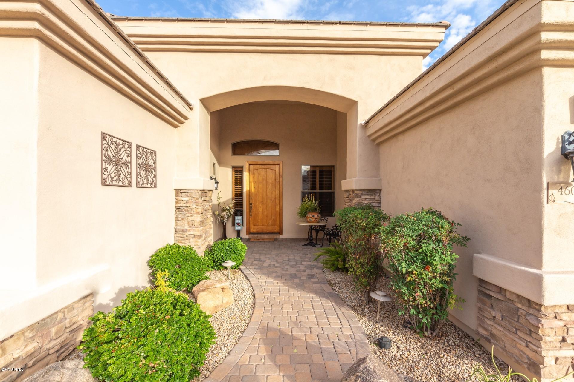 MLS 5881508 4601 S AMBROSIA Court, Chandler, AZ 85248 Ocotillo