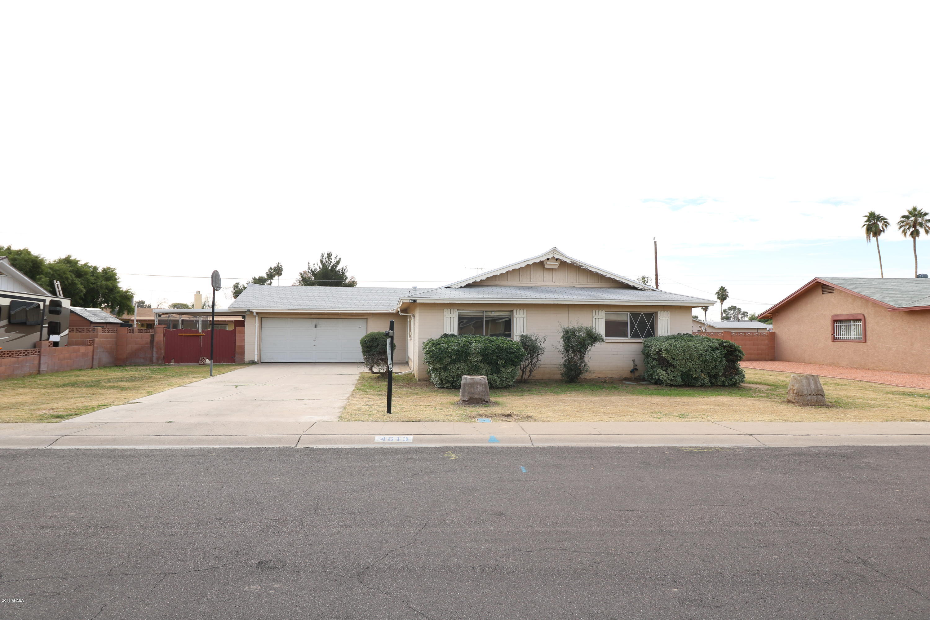 Photo of 4613 W MARLETTE Avenue, Glendale, AZ 85301