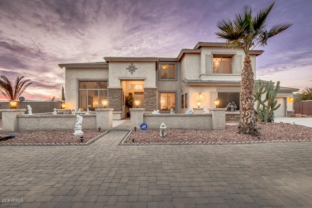 Photo of 3616 N MANSFIELD Drive, Litchfield Park, AZ 85340
