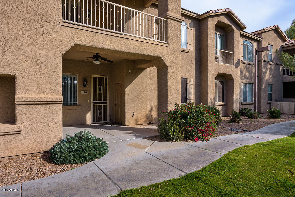 Photo of 2155 N GRACE Boulevard #113, Chandler, AZ 85225