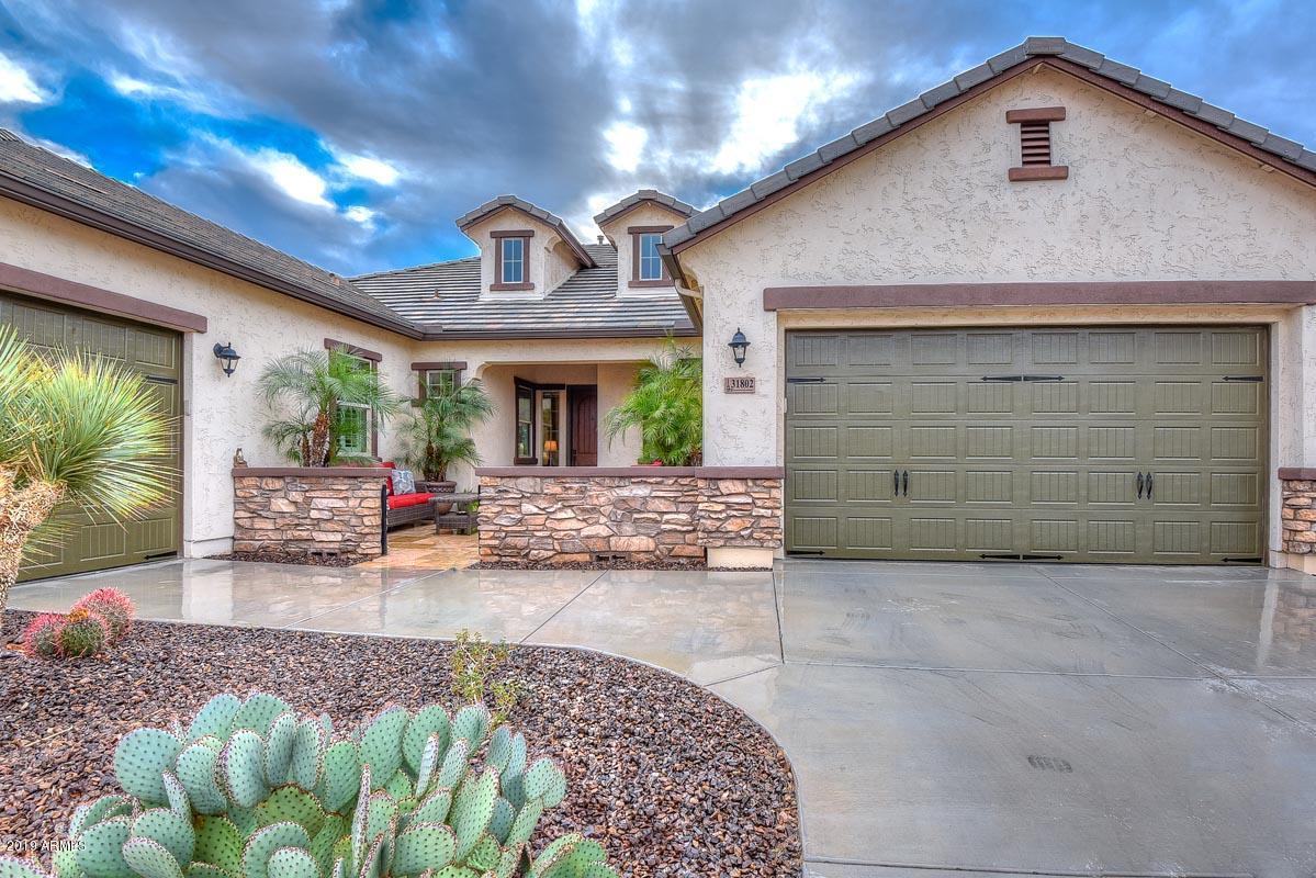 Photo of 31802 N 127TH Drive, Peoria, AZ 85383