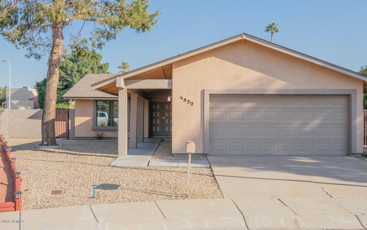 Photo of 4832 W TOWNLEY Avenue, Glendale, AZ 85302
