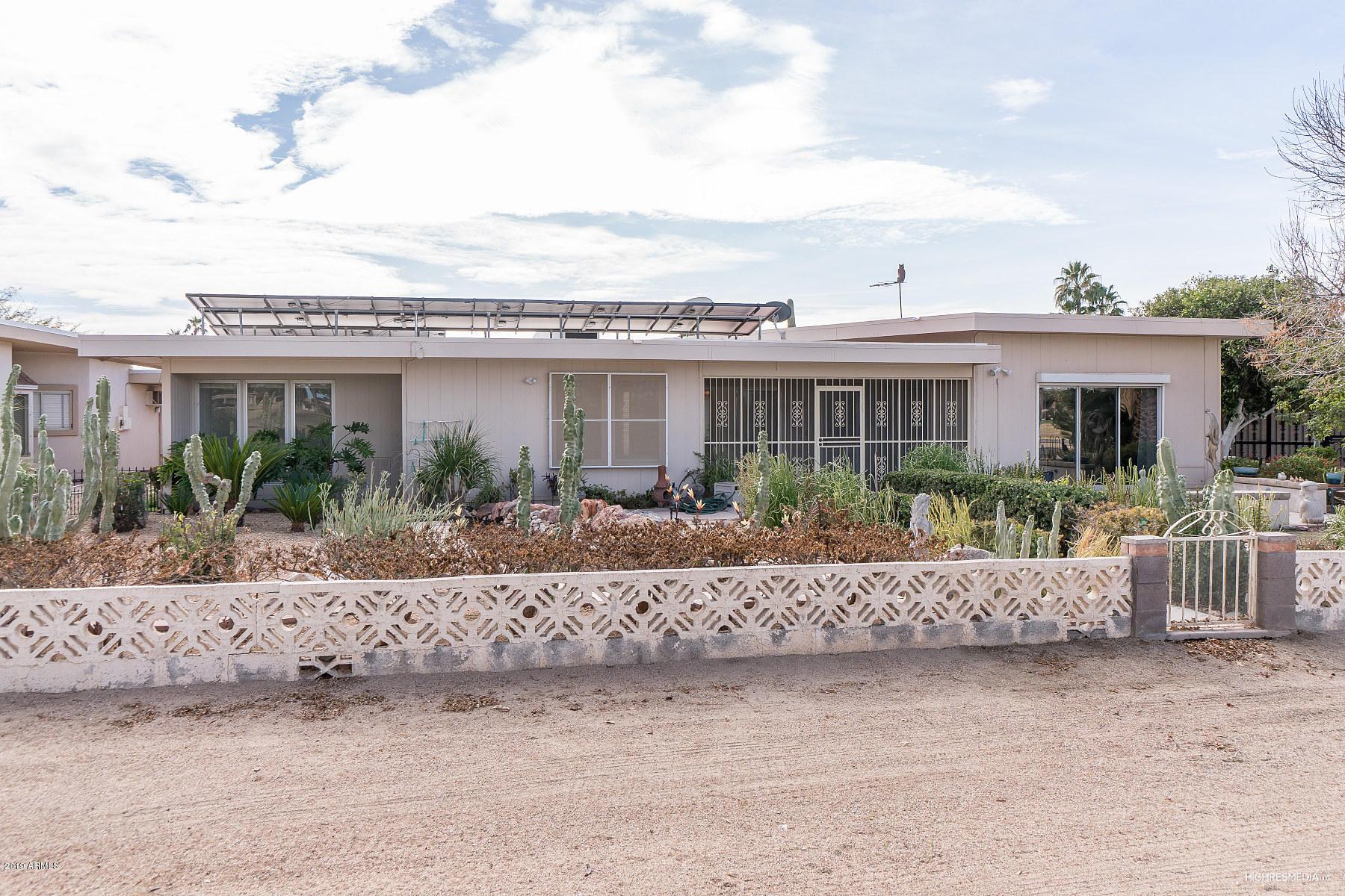 MLS 5875936 10738 W PALMERAS Drive, Sun City, AZ 85373 Sun City AZ Three Bedroom