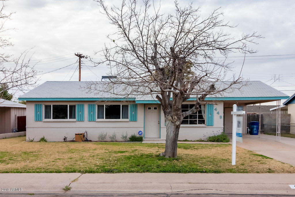 Photo of 449 E PIERCE Street, Tempe, AZ 85281