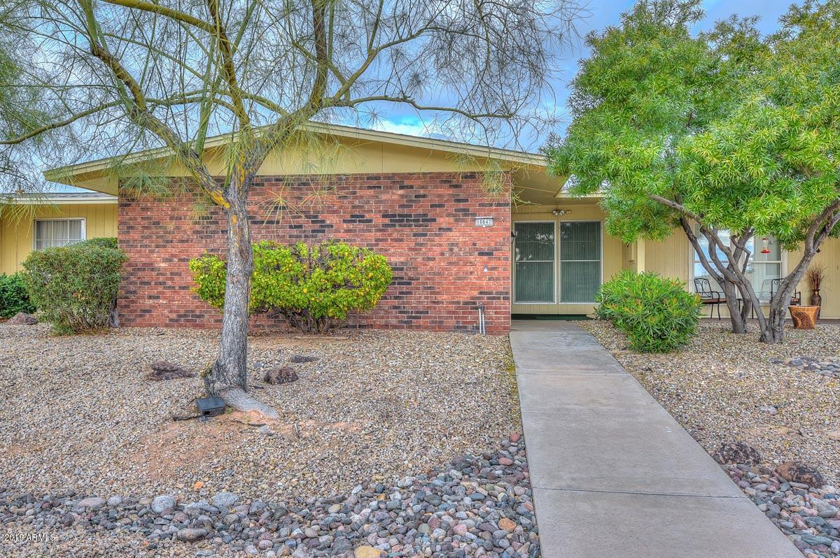 MLS 5877673 18642 N 133RD Avenue, Sun City West, AZ Sun City West AZ Condo or Townhome