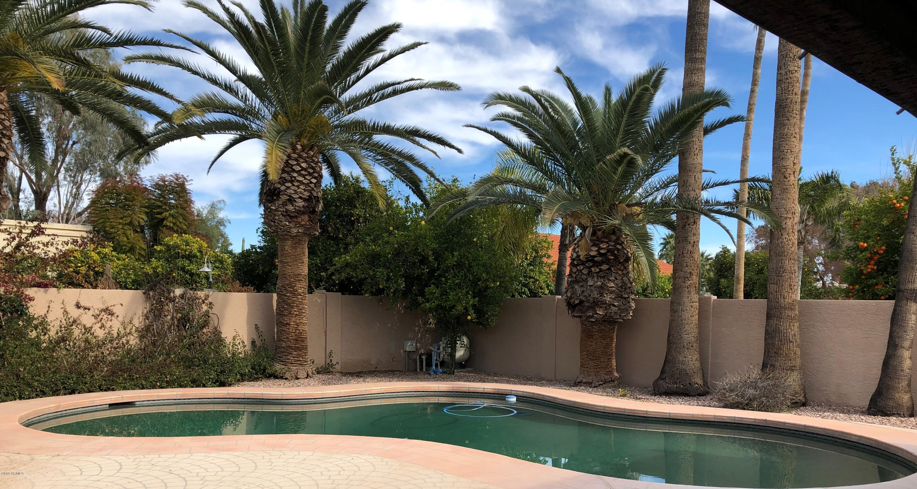 MLS 5877109 7408 E ARLINGTON Road, Scottsdale, AZ 85250 Scottsdale AZ Private Pool