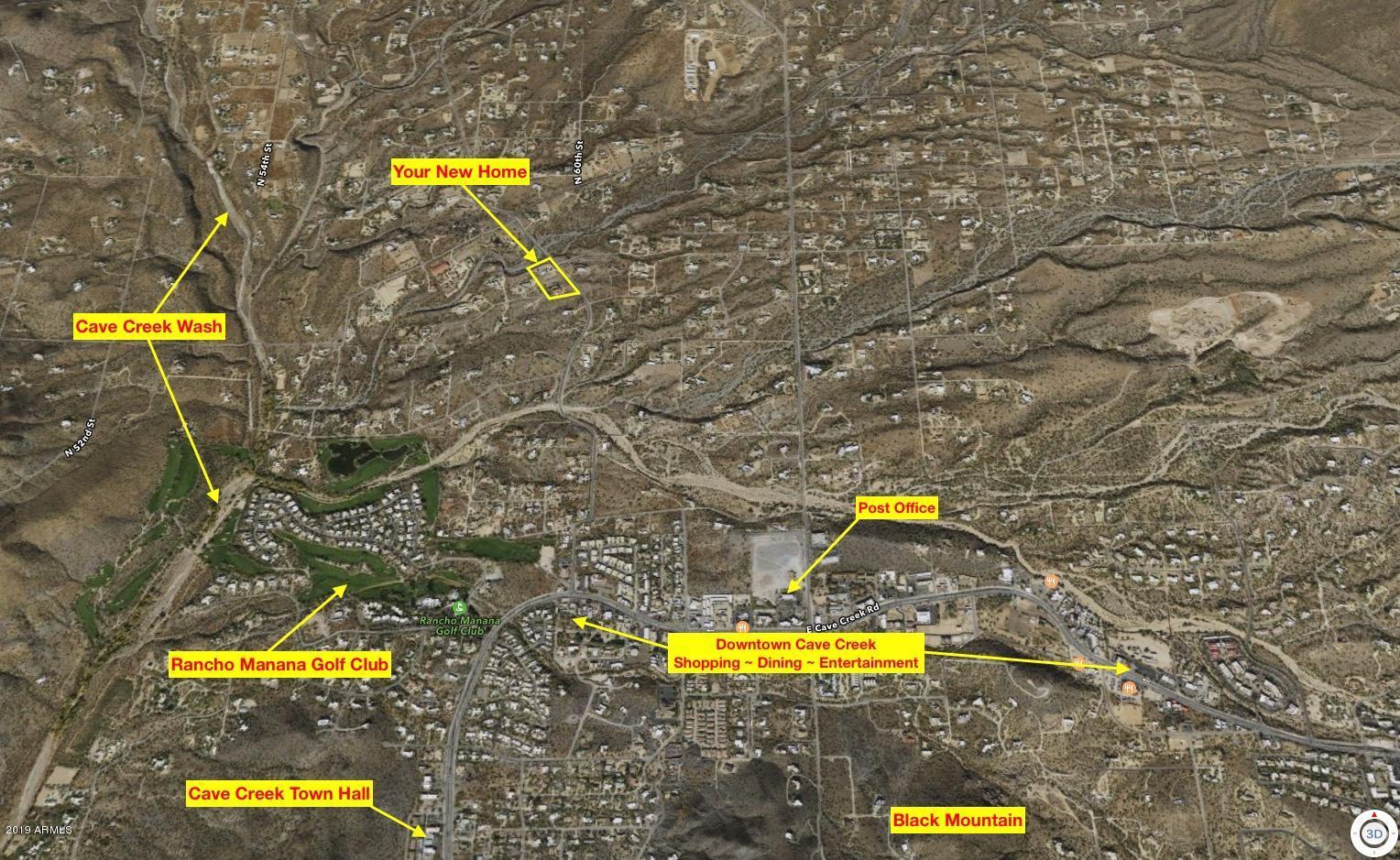 MLS 5877500 5924 E SAGUARO Road, Cave Creek, AZ 85331 Cave Creek AZ Mountain View