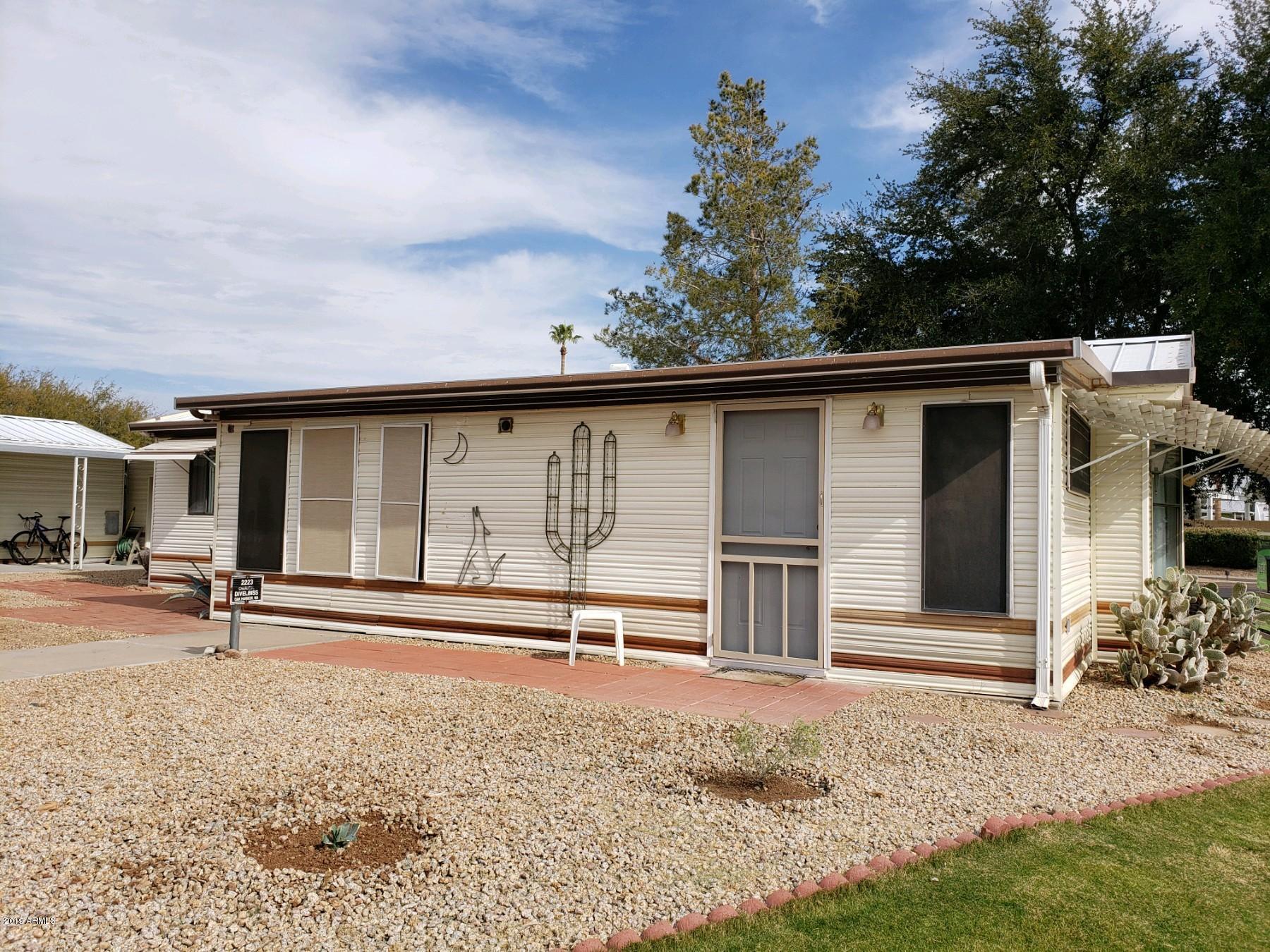 MLS 5877249 17200 W BELL Road Unit 2223, Surprise, AZ Surprise AZ Adult Community