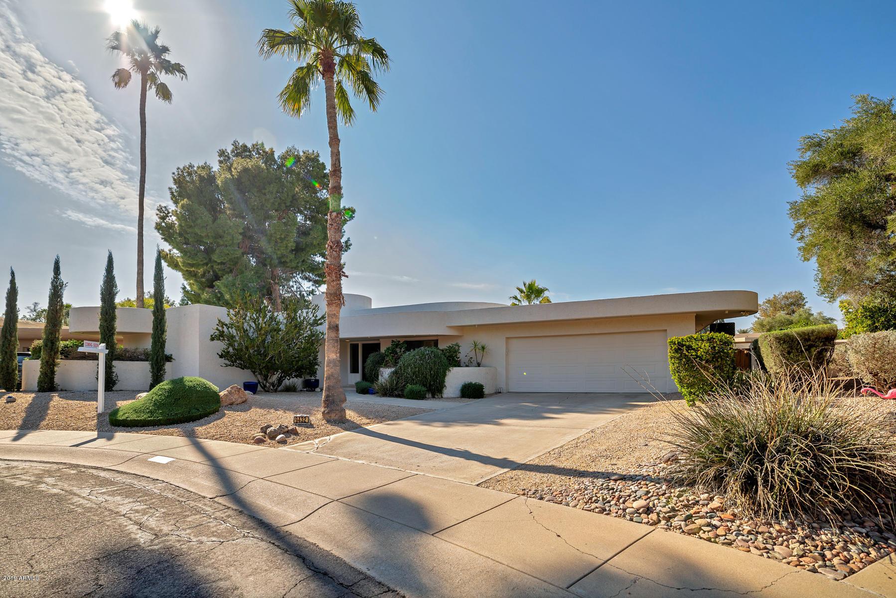 Photo of 9432 N 81ST Street, Scottsdale, AZ 85258