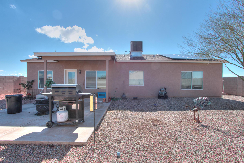 MLS 5877365 12478 W MADERO Drive, Arizona City, AZ Arizona City AZ Scenic