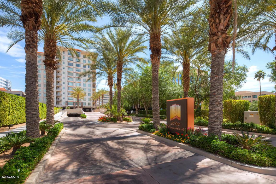 MLS 5876944 2211 E CAMELBACK Road Unit 1203, Phoenix, AZ 85016 Phoenix AZ Condo or Townhome