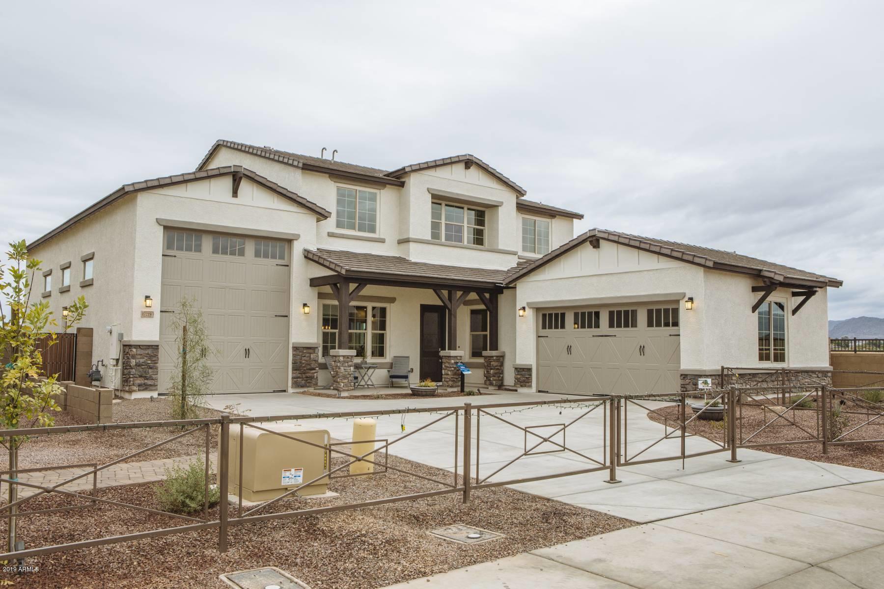 MLS 5877577 17204 W LAURIE Lane, Waddell, AZ 85355 Waddell AZ Newly Built