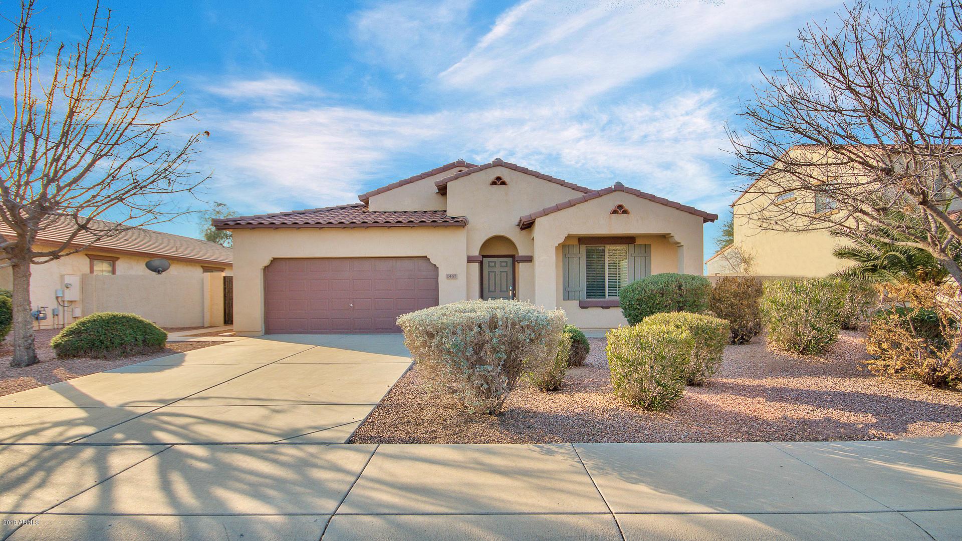 Photo of 1467 E INDIGO Street, Gilbert, AZ 85298
