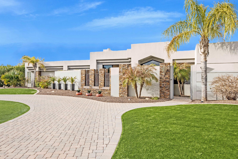 Photo of 5220 E CHOLLA Street, Scottsdale, AZ 85254