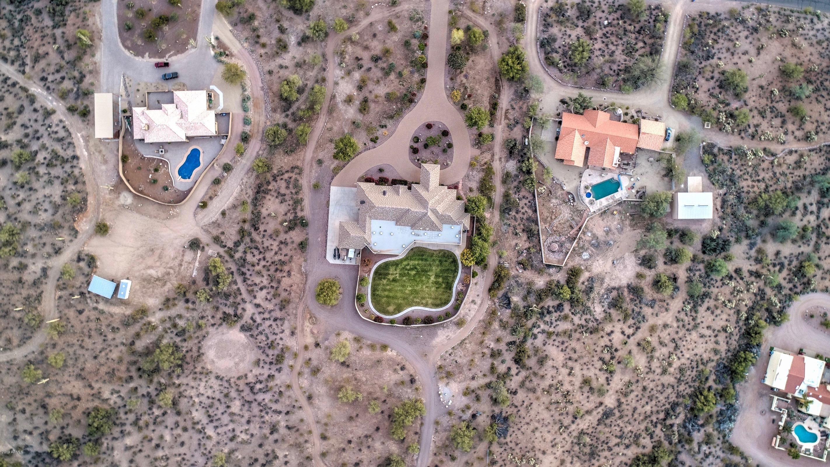 MLS 5877965 10730 E PALM Way, Gold Canyon, AZ Gold Canyon Horse Property for Sale