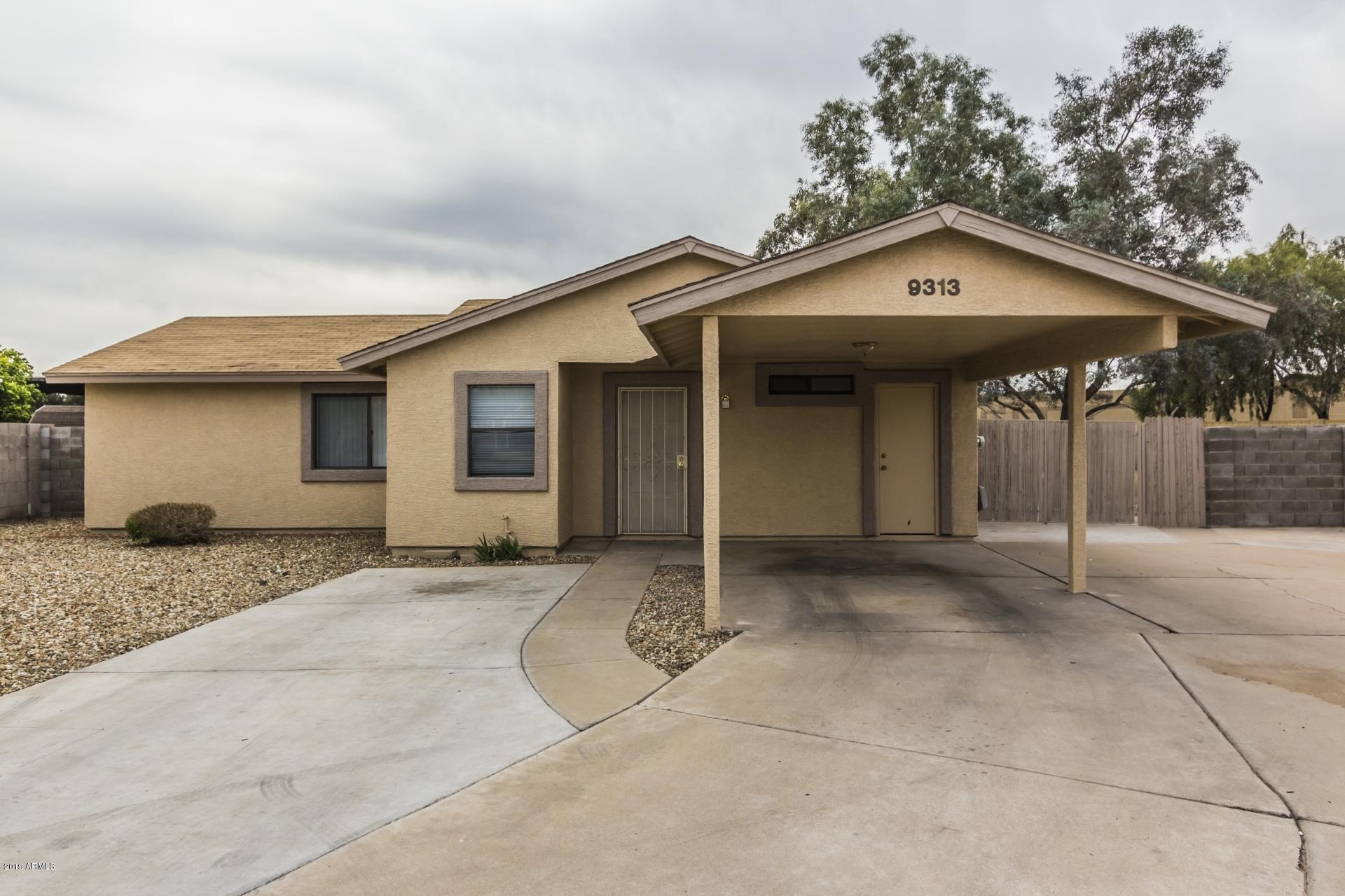 Photo of 9313 W MESCAL Street, Peoria, AZ 85345