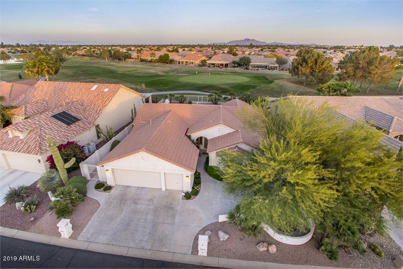 MLS 5877954 24111 S AGATE Drive, Sun Lakes, AZ 85248