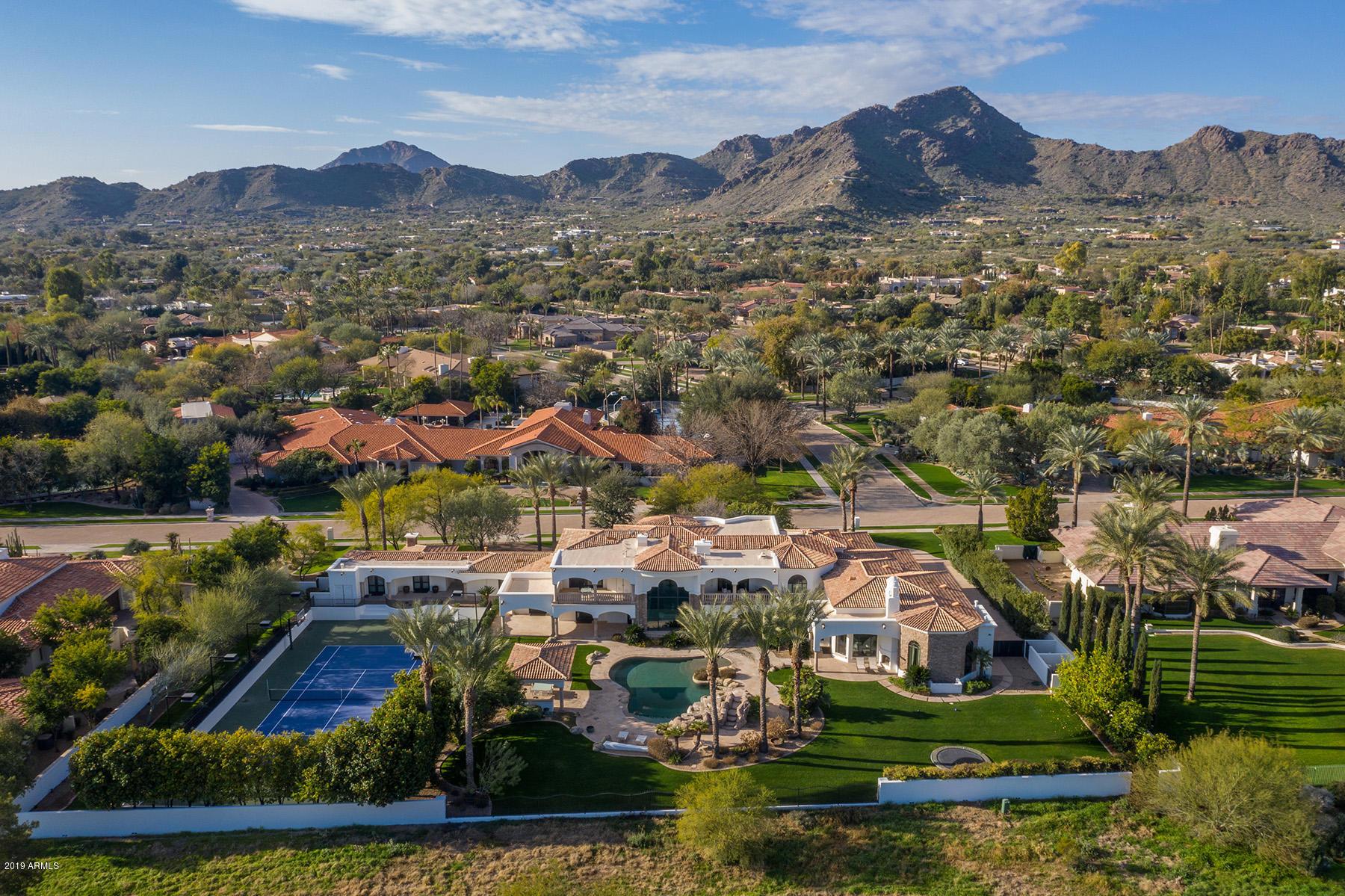 MLS 5878057 6480 E EL MARO Circle, Paradise Valley, AZ 85253 Paradise Valley AZ Golf