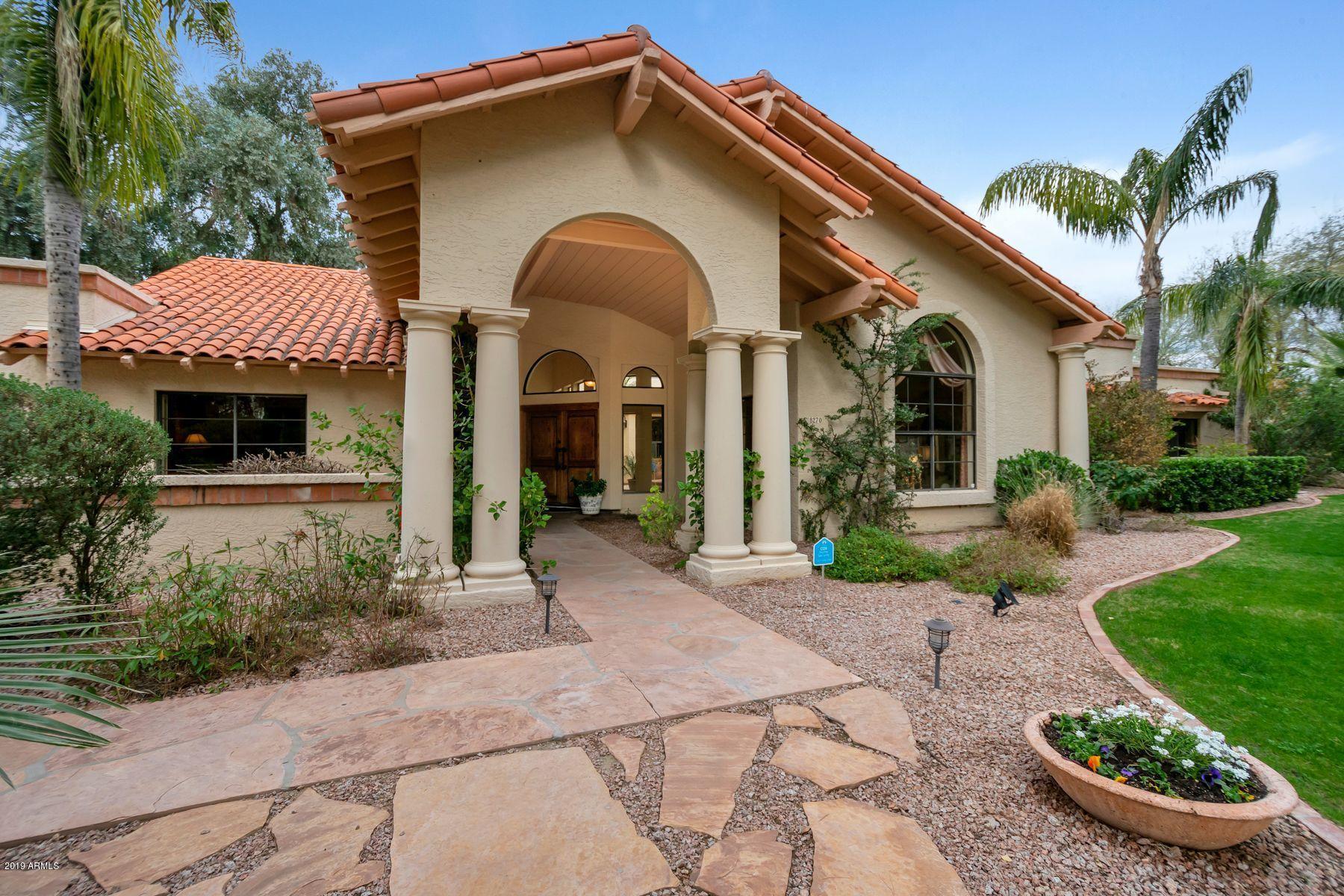 MLS 5874246 8270 E WOOD Drive, Scottsdale, AZ 85260 Scottsdale AZ Private Pool