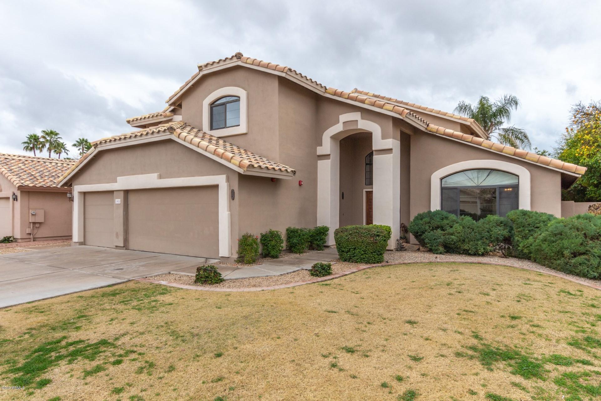 Photo of 3921 W JASPER Drive, Chandler, AZ 85226