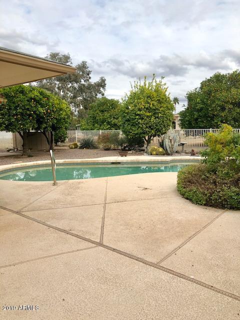 MLS 5878480 18415 N 98TH Avenue, Sun City, AZ Sun City AZ Private Pool