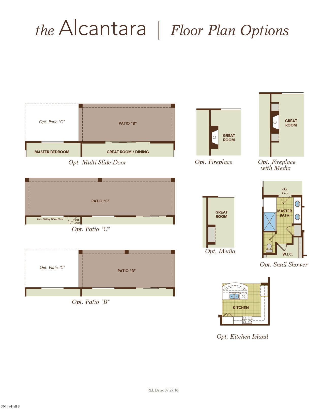 MLS 5874859 12717 E Nandina Place, Gold Canyon, AZ Gold Canyon AZ Newly Built