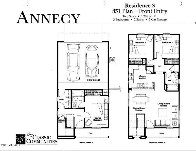 MLS 5879197 2775 S BALSAM Drive, Gilbert, AZ 85295 Gilbert AZ Three Bedroom