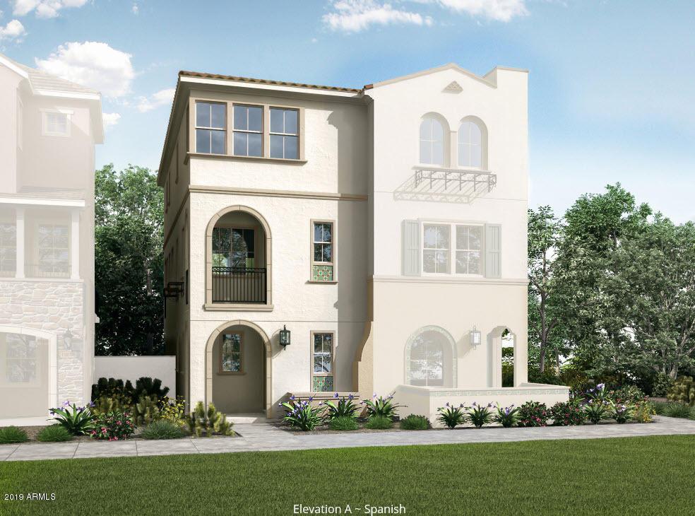 Photo of 2672 S HARMONY Avenue, Gilbert, AZ 85295